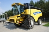 [687] Kombajn New Holland plus stół do rzepaku plus wózek i heder